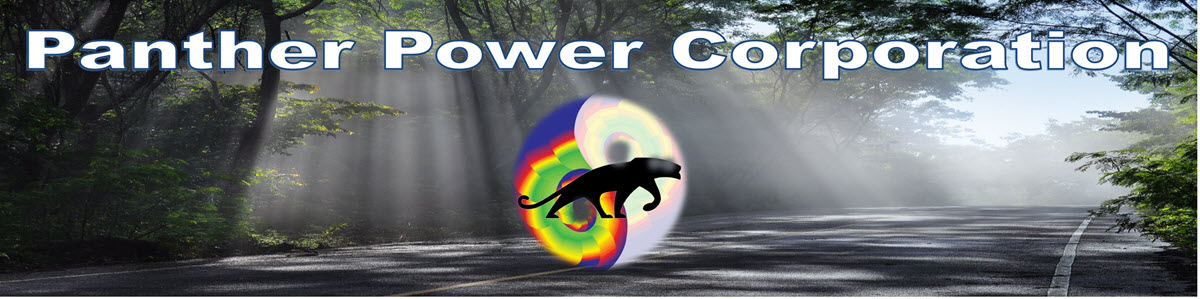 Panther Power Corporation Mobile Logo
